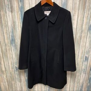 Calvin Klein Trench Jacket Coat sz M
